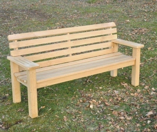 fipw forever by spinning folding wood outdoor bench portable redwood with locks